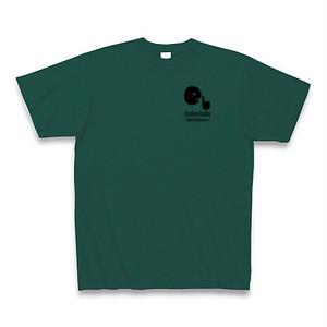 不道徳Tシャツ(ダークグリーン)