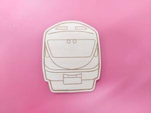 【ECサイト限定】列車木製コースター