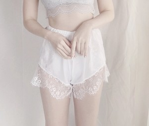 lace room pants