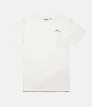 RHYTHM リズム Tシャツ HIGHLANDS T-SHIRT WHITE