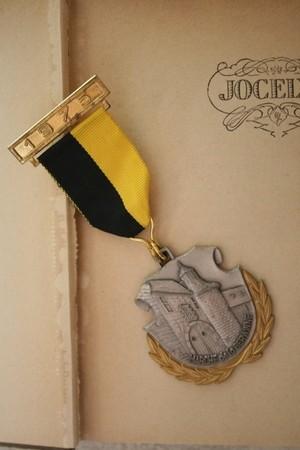 フランスヴィンテージ メダルFRANCE VINTAGE Medal / an-15027