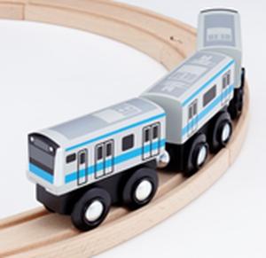 moku TRAIN E233系京浜東北線