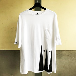 BETA series Tee 18-02 White