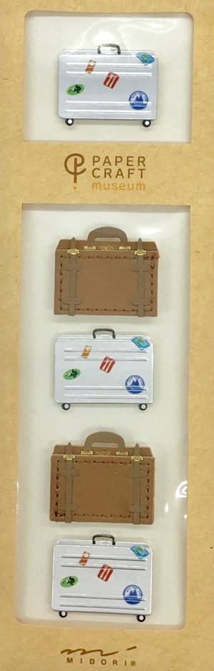 シール PCM モチーフ トランク柄(82419006)