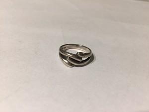 【8号】Vintage 925 silver ring ( ヴィンテージ  シルバー リング )