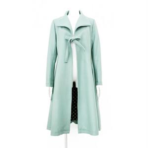Mint Wool Women's Coat ミントカラー ウール レディース コート KQDUP0830