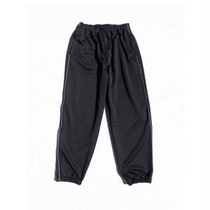 COMFORTABLE REASON / TRACK PANTS -BLACK-