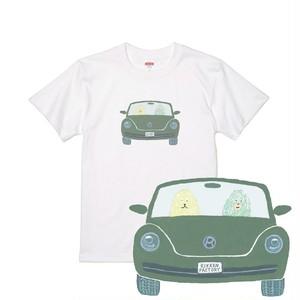 GREEN CAR T