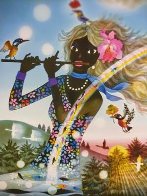 「愛のメロディ」ポストカード