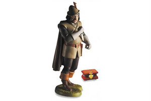ディズニー フィギュア 陶器 白雪姫 致命的な意図  1227214