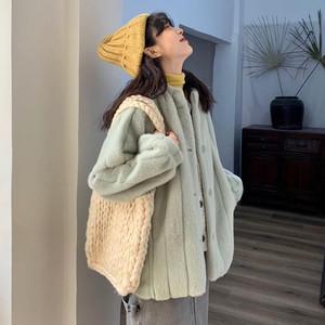 【アウター】ファッションカジュアル新作韓国風無地合わせやすいコート