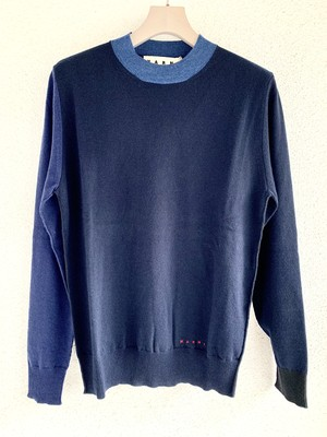 MARNI mulch knit sweater