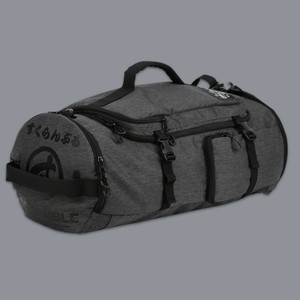 予約注文受付中!!! SCRAMBLE MITSU XL HOLDALL バックパック(リュックサック)にもなる大容量バッグ