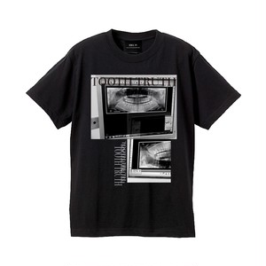 ILL IT × ARISAK - TOOTH TRUTH TEE (BLACK) -