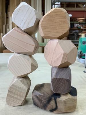 ゴロゴロ積み木セット