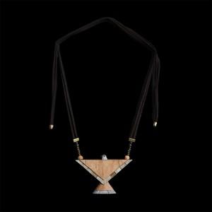 <受注>三角鳥ネックレス
