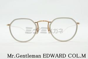 【正規取扱店】Mr.Gentleman(ミスタージェントルマン) EDWARD COL.M