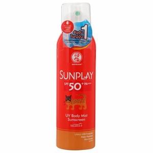 サンプレイ UV ボディ ミスト / SUNPLAY UV Body Mist SPF50+ 150ml