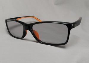 選べるレンズカラー!超軽量TRフレームカラーブラック/オレンジ+POLAWING-SPXマルチコート仕様