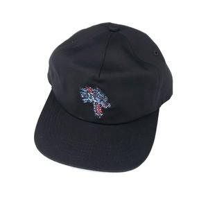 THRASHER - LEOPARD MAG SNAPBACK CAP