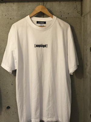 ANP 2006 LOGO Tシャツ白 単色カラー