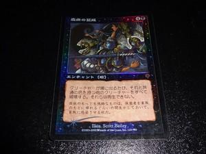 FOIL/疫病の蔓延/Spreading Plague/日本語版/MTG