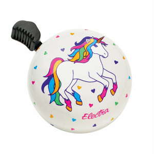 UNICORN DOMED RINGER BELL