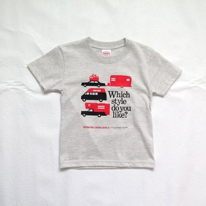 "SUSUN'S ""Which style do you like?"" Kids T-shirts"