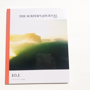 THE SURFER'S JOURNAL JAPAN 10.1