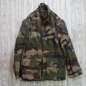 フランス軍 ミリタリージャケット France [C325]