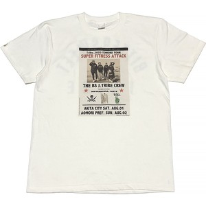 Tribe.2020 TOHOKU TOUR FLYER Tee