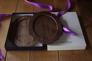 woodplate M 2枚セット(箱入り)
