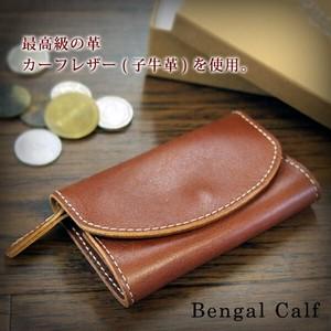 【quitter】ベンガルカーフレザーコインケース 日本製
