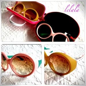 ♥acce♥amberキッズサマーサングラス(2カラー)