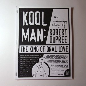 Kool Man: The King of Oral Love