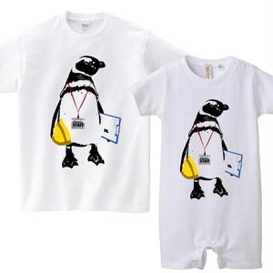 [キッズおそろいコーデ] STAFF Penguin