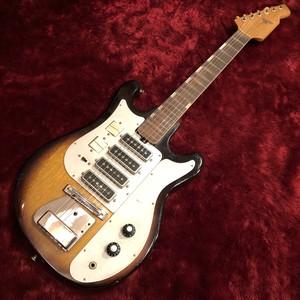 c.1960s Teisco WG-4L ビザールギター 調整済 6ヶ月保証
