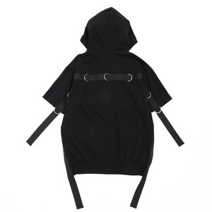 D-RING HORIZONTAL LINE SLEEVE PARKA