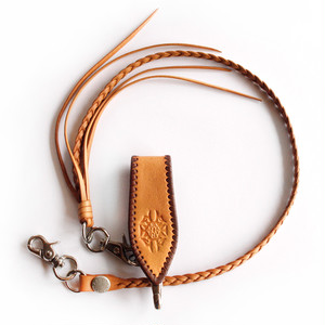 no.0821 wallet cord&holder
