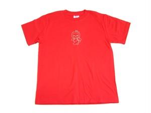 アルクマ Tシャツ キッズサイズ モノクロプリント