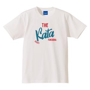 ラーメン「バリかた」Tシャツ(ホワイト)