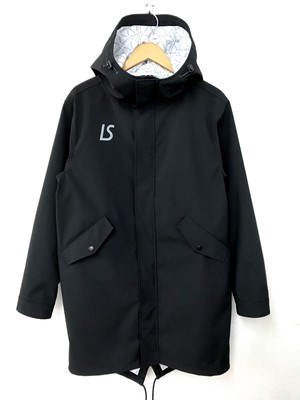 LUZeSOMBRA  LIGHT MOVE AIR SPRING BENCH COAT 「BLK」