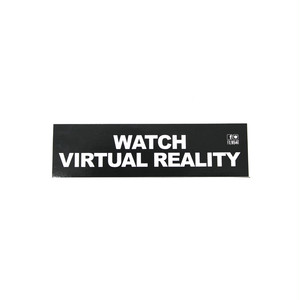 FILMBOT WATCH VIRTUAL REALITY STICKER