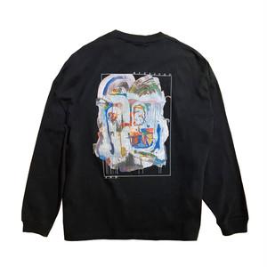 "SATOSHI MURAI × A.N.D.   ""BLESS YOU"" L/S Tshirts"