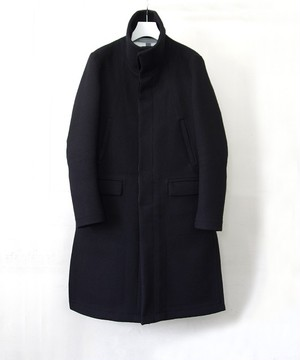 残り1点【WIZZARD】STANDCOLLAR COAT