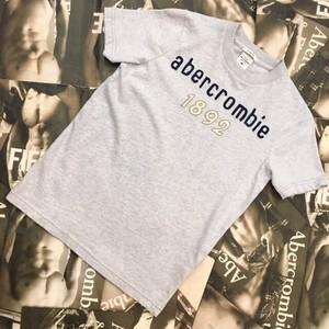 abercrombie KIDS BOYS Tシャツ ライトグレー Mサイズ