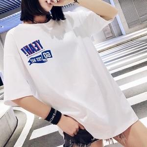 【トップス】ファッションカジュアルプリントアルファベットTシャツ19218926