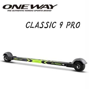 ONE WAY ワンウェイ ローラースキー クラシカル CLASSIC 9 PRO  ow35030