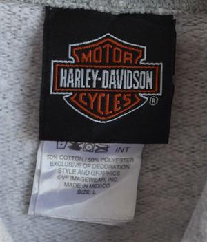 VINTAGE 90s HARLEY-DAVIDSON SWEAT HOODIE