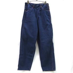 60's RANCH CRAFT RANCH PANTS (レディースデニムランチパンツ)